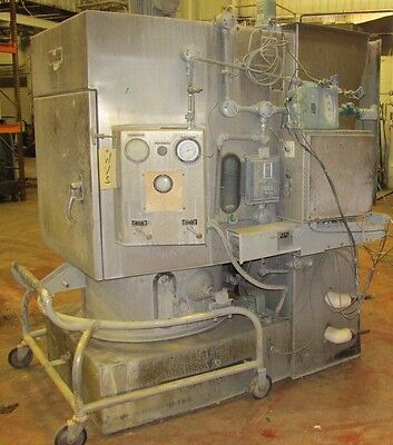 Fluid Bed Dryer Model 150 Fitz Mill 2570wvs