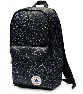CONVERSE CORE POLY BACKPACK TEENY STAR PRINT 10002531 027  CHUCK TAYLOR ALL STAR