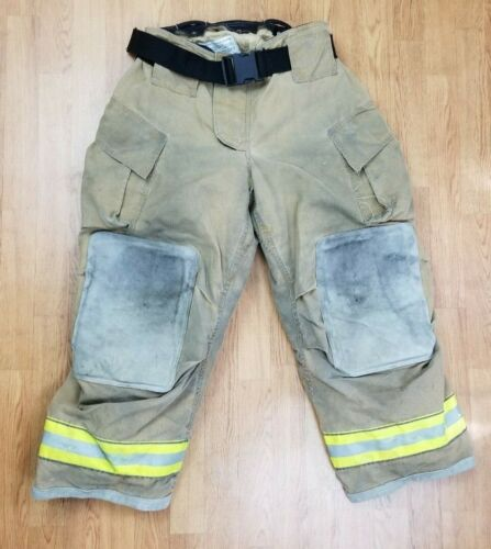 Cairns MFG. 2014 Firefighter Turnout Bunker Pants 34 x 28