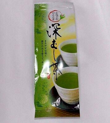 Japanese Green Tea FUKAMUSHI RYOKUCHA 100g F/S