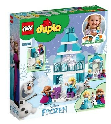 Authentic Lego Duplo Frozen Ice Castle (10899), Sealed & With Receipt