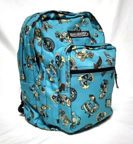 Hatsune Miku Expo 2016 North America Tour Exclusive Backpack NEW