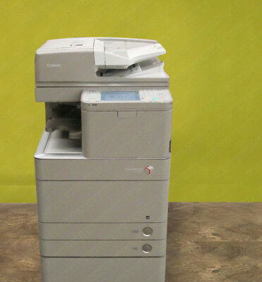 Canon Imagerunner Advance C5240a Tabloid Color Copier Printer Scanner 40ppm