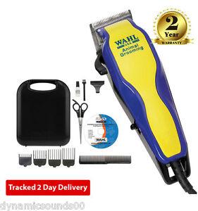 Wahl 9269-810 Multi Cut Pro Blade Mains Dog Clipper Set Animal Grooming Kit