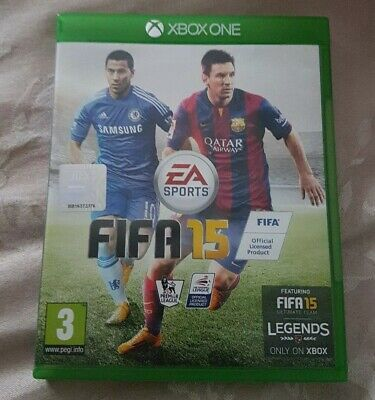 FIFA 15 (Microsoft Xbox One, 2014) for sale  Shipping to Nigeria