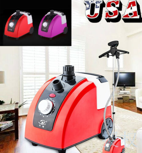 1300W Professional Garment Clothes Fabric Steamer Iron Steam Wrinkle Remove Iron