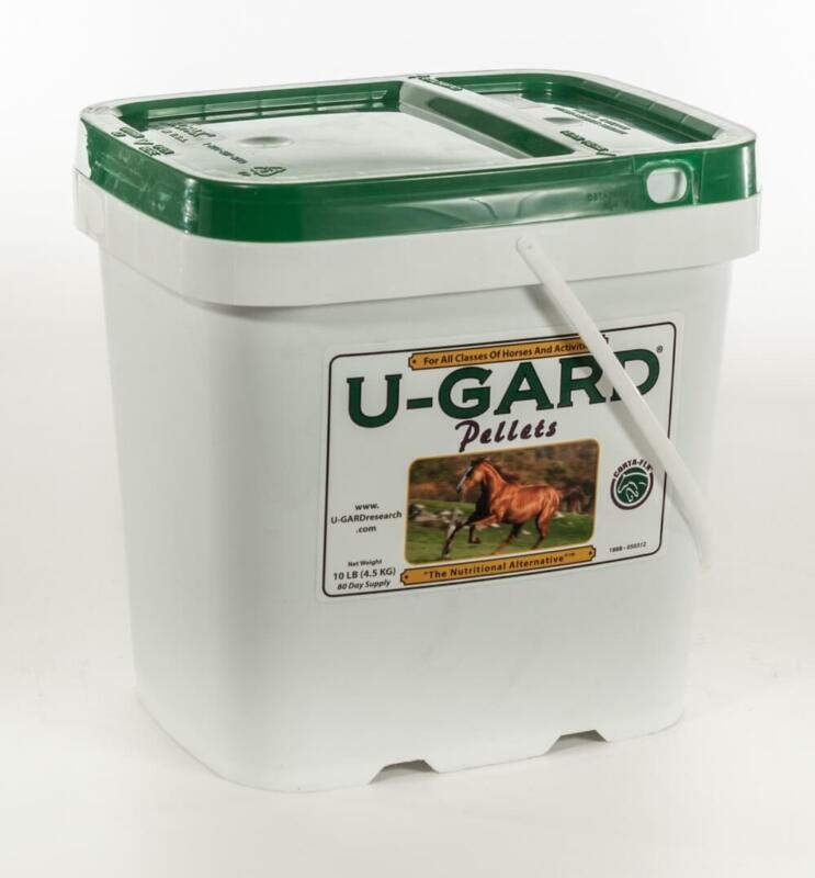 Equine U-Gard Pellets, 10 lb