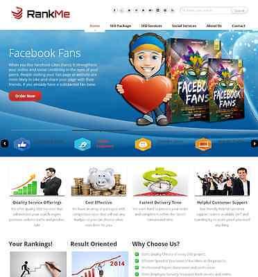 Seo Social Marketing Services Reseller Website