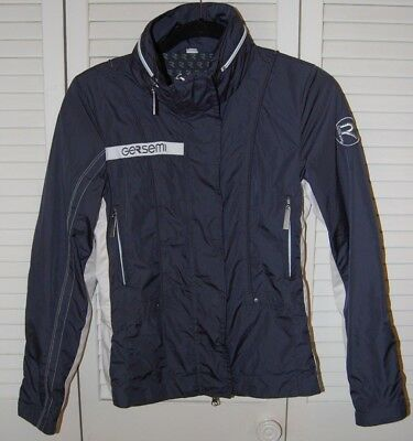 "Gersemi ""Alina"" Equestrian Jacket Women's XS Removable Hood Very Comfy 4 Riding"