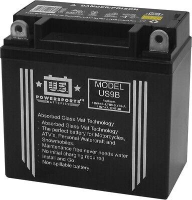 USPS Battery For Daelim VL 125 Daystar Classic Speichenrad 80 km/h 2002