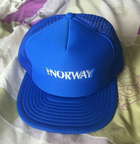 SS Norway. Norwegian Caribbean Cruise Lines NCL Hat Cap. Boat. Ship. ex France