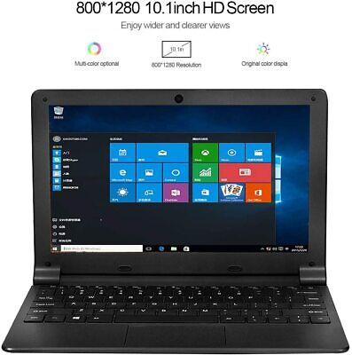 Laptop Windows - 10.1 inch Thin Laptop Notebook Pc 2GB RAM 32GB Storge Windows 10 Computer GB