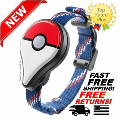 Genuine Nintendo Pokemon Go Plus Bluetooth Bracelet, New & Sealed, Free Shipping