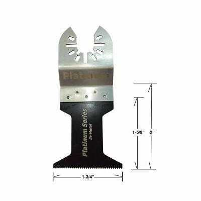 10 Pc Oscillating Bi-metal Saw Blade For Fein Multimaster Makita Dremel Bosch