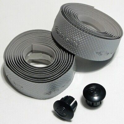 NEW Cinelli Carbo C-Ribbon Bicycle Handlebar Tape - Carbon Look Silver (Look Handlebar Tape)