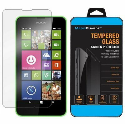 Premium Real New 9H Tempered Glass Film Screen Protector for Nokia Lumia 635 630 Cell Phone Accessories