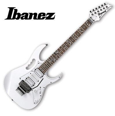Ibanez JEM JR Junior Steve Vai Signature Electric Guitar White FR Floyd HSH segunda mano  Embacar hacia Argentina