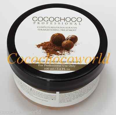 COCOCHOCO Brazilian Blow Dry Hair Keratin Straightening Treatment 100ml KIT