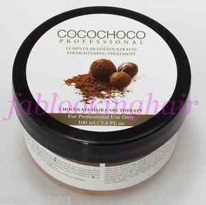 COCOCHOCO 100ml Brazilian Blow Dry Hair Straightening Keratin Treatment Kit
