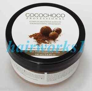 Cocochoco Brazilian Keratin Hair Straightening Treatment 100ml Kit