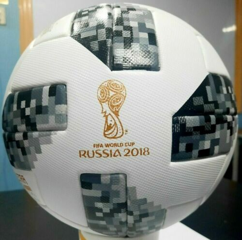 ADIDAS TELSTAR SOCCER QUALITY MATCH BALL SIZE 5 - 2018 FIFA WORLD CUP RUSSIA
