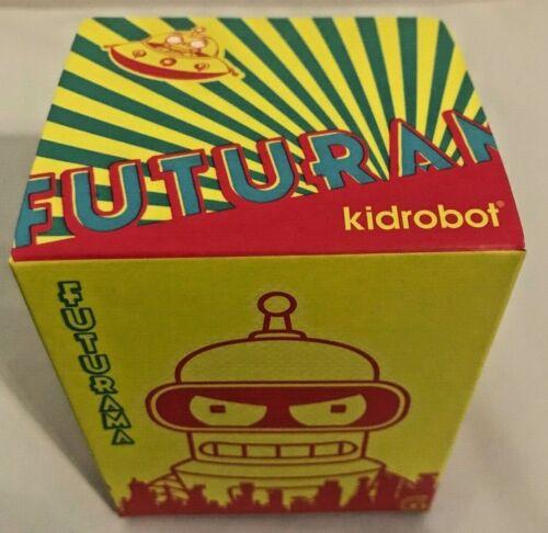 "Futurama Kidrobot Collectible Mini Figures 3"" Assorted - NIB, blind boxes"