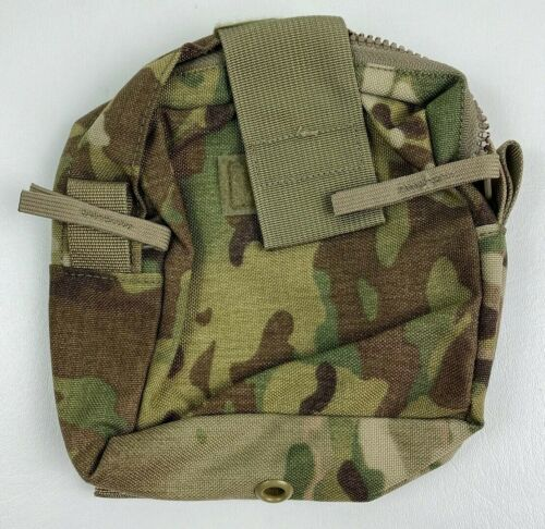 New US Army MOLLE II Medic Pocket External Pouch Multicam OCP