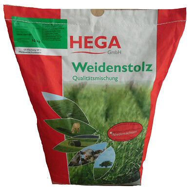 10kg Grassamen Pferdewiese Weidegras Pferdeweide Wiese Koppel Samen Weide Gras