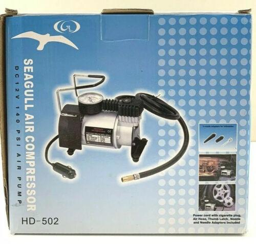 air compressor hd 502 12 volt inflator