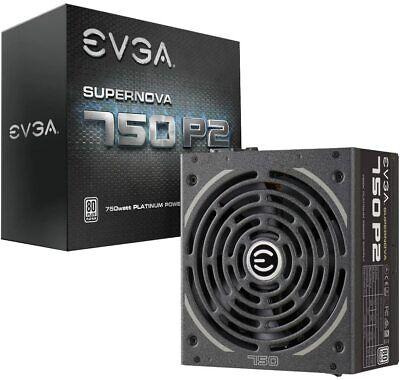 EVGA SuperNOVA 750 P2, 80+ PLATINUM 750W Voll Modular
