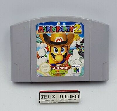 Mario Party 2 pour Nintendo 64 N64 PAL