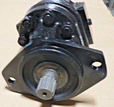 Komatsu Dresser Ihc Loader Model 520c 520ch Hydraulic Pump 1270514h91