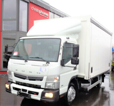 FUSO Canter 9C18 SafeServer 1,5 to LBW Diff. 2x AHK