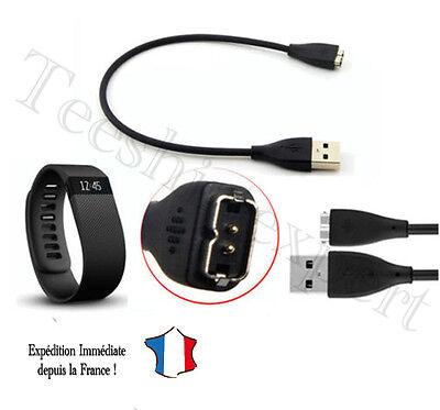 Câble de rechange USB pour Fitbit Force Charge HR chargeur recharge remplacement