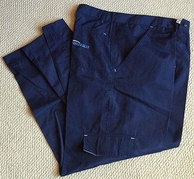 GRACIE JIU JITSU Gear Pants - Navy - Size 32-33 - BRAND NEW!!!