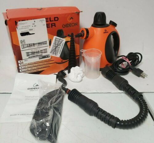 Gideon Handheld Pressurized Steam Cleaner and Sanitizer