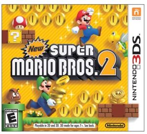 Looking for Mario games