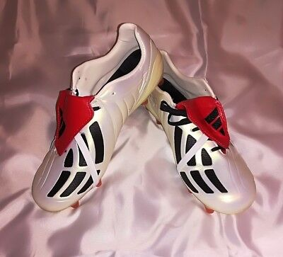 Adidas - Predator Mania - Remake - size 10.5 UK- Zidane - Beckham 2002 Champagne