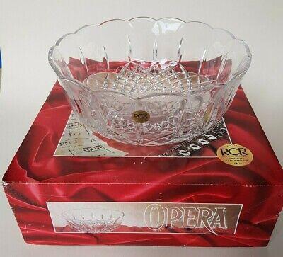 Bowls Crystal Serving Bowl Vatican