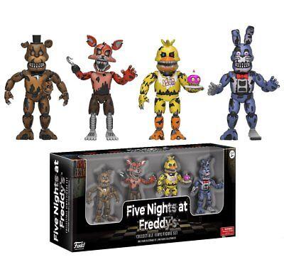 Funko Five Nights at Freddy's Nightmare Edition Collectible Figure Set #13722 - Nightmare Freddy