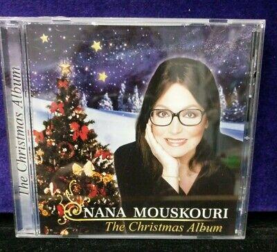 Nana Mouskouri- The Christmas Album (CD) Preowned ()
