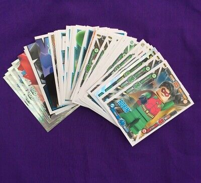 Lego Batman Cards SERIES 1 - Pick any 5 for £2.00 (or 10 or 15 etc...)