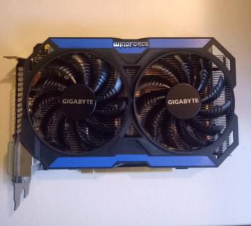 Gigabyte GTX 960 2GB OC Edition