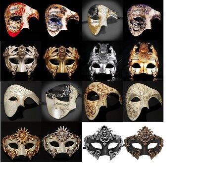 Herren Maskenball-Maske,Maskenball-Maske für Männer,Maskerade Abiball Ball-Maske