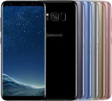 "Samsung Galaxy S8+ G955FD Dual Sim (FACTORY UNLOCKED) 6.2"" 64GB Black Gold Gray"
