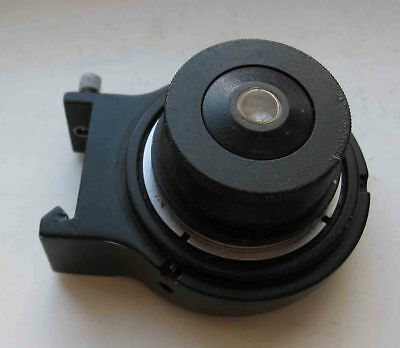 Lomo Microscope Mbi Condenser With Support Dovetail Mount 30 Mm