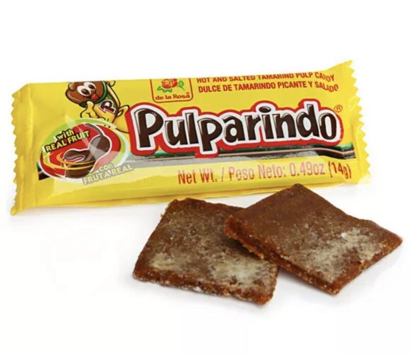 Pulparindo Original Tamarind Candy