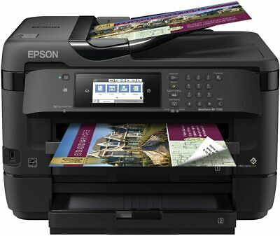 Epson WorkForce WF-7720 Wireless Wide-format Color Inkjet Printer