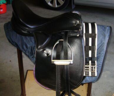 KIEFFER Wien DL Professional Dressage Saddle Uralla Uralla Area Preview