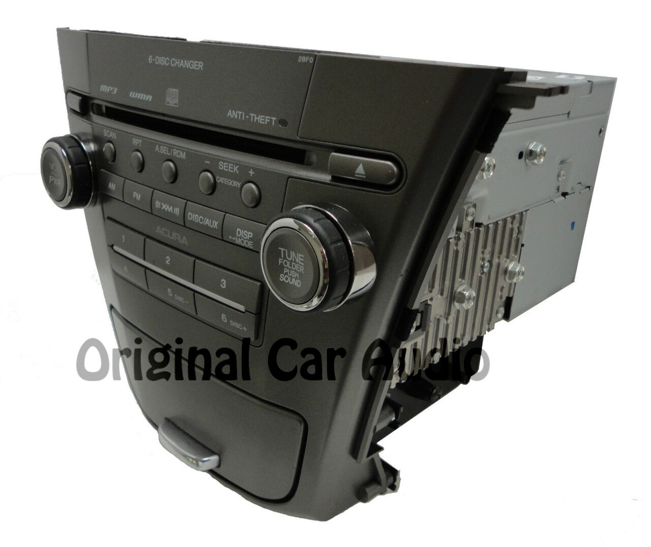07 08 09 ACURA MDX REPAIR FIX YOUR Radio Stereo 6 Disc